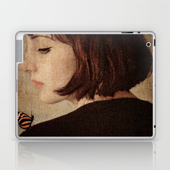 A Visit Laptop & iPad Skin