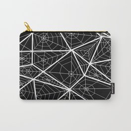 The Spider's webs Carry-All Pouch
