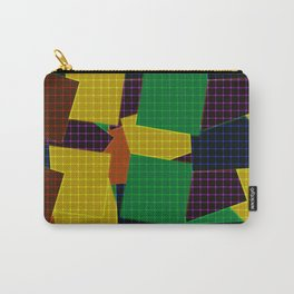 Beautiful patchwork Carry-All Pouch