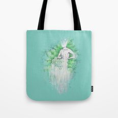 Love as Pain - Anahata in the heart Tote Bag