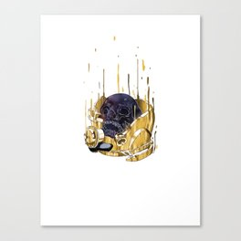 Die with Dream Canvas Print