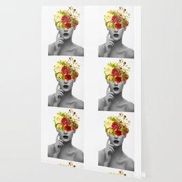 Flower Girl Wallpaper