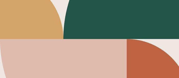 Abstract Geometric 11 Coffee Mug