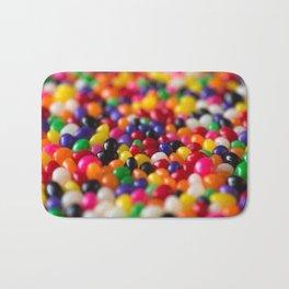 Rainbow Jelly Beans Candy Bath Mat