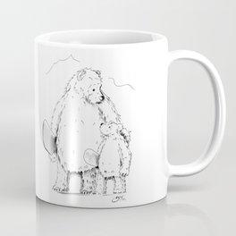 Thanks Poppa Bear Coffee Mug