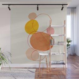 Abstraction_Balance_Minimalism_Lines_01 Wall Mural