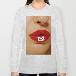 Wet Paint Long Sleeve T-shirt