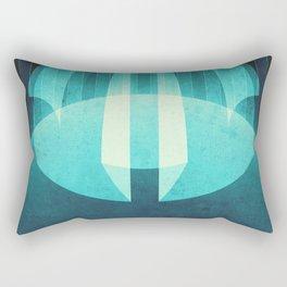 Ganymede - Aurora Ganymede Rectangular Pillow