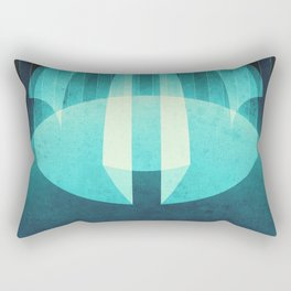 Ganymede - Aurora Ganymede Rectangular Pillow