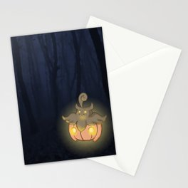 Spooky Pumpkaboo Stationery Cards