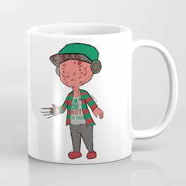 Horror Hipsters - Freddy Krueger Coffee Mug