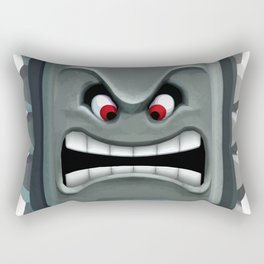 Pay Attention Rectangular Pillow