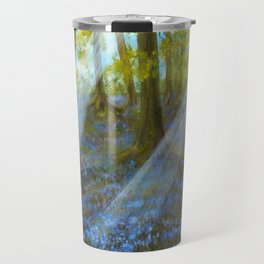 Bluebell Wood Travel Mug