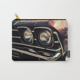 Vintage Car No.3 Carry-All Pouch