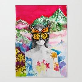 Más problemas Canvas Print