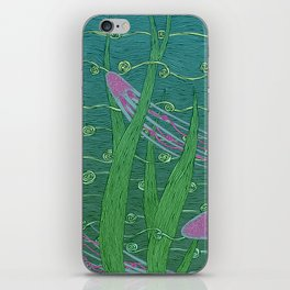 String Theory Incident iPhone Skin