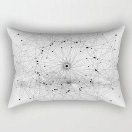 STARGAZING IS LIKE TIME TRAVEL Rectangular Pillow