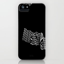 That Dude Can Brawl iPhone Case