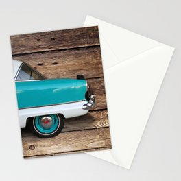 Nash Metropolitan Stationery Cards