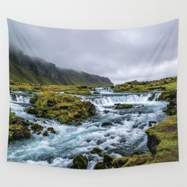Roadside Retreat Wall Tapestry