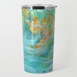 The sea Travel Mug