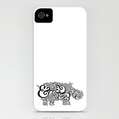 Ampersand Hippo Slim Case iPhone (4, 4s)