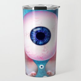 Watching You by GEN Z Travel Mug
