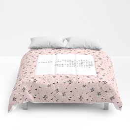 I have a deeply hidden desire - V. Woolf Collection Comforters