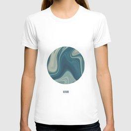 ABSTRACT LIQUIDS XXVIII - 28 T-shirt