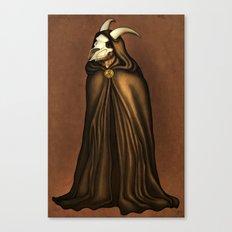 Druid Canvas Print