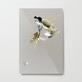 IZN Metal Print