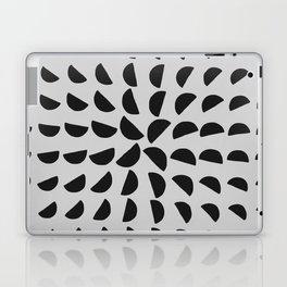 Half Moon Pattern Laptop & iPad Skin