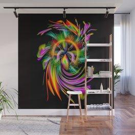 Rainbow Creations 2 Wall Mural