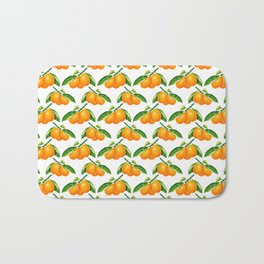 Orange - Vitamin Lover Bath Mat