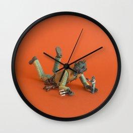 Greedo Shot First Wall Clock