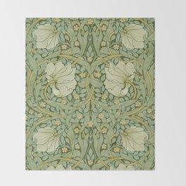 """William Morris """"Pimpernel"""" 1. Throw Blanket"""