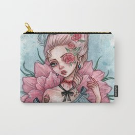Marie-Antoinette Carry-All Pouch