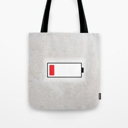Baymax Low Battery Tote Bag