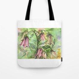 Harebell Tote Bag