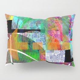 Abstracta No.2 Pillow Sham