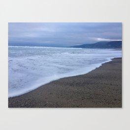 Coastal Calm Canvas Print