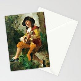 Stromkarlen - Carl Larsson Stationery Cards
