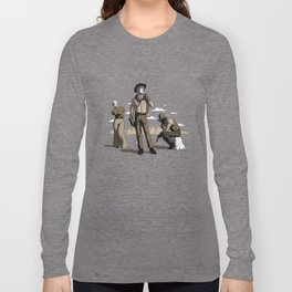 Stone-Cold Western Long Sleeve T-shirt