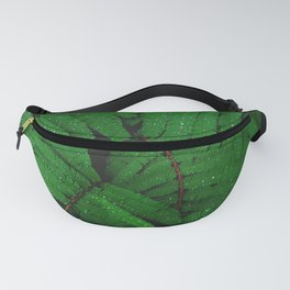 tree leaves Fanny Pack