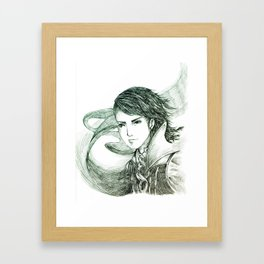 Larso Solidor Framed Art Print