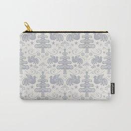 Hygge - Scandinavian Winter (grey) Carry-All Pouch