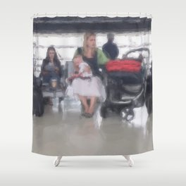 Ready for the Long Haul Shower Curtain