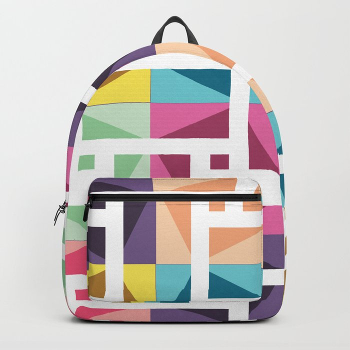 The Tide Is High Backpack