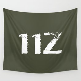 11Z Infantry MOS Wall Tapestry