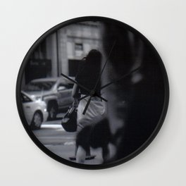 Los Angeles - Downtown LA Wall Clock